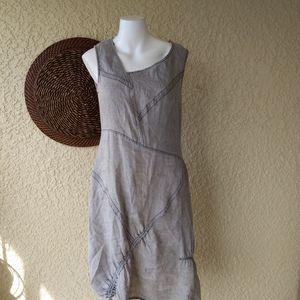 Dresses unlimited linen dress
